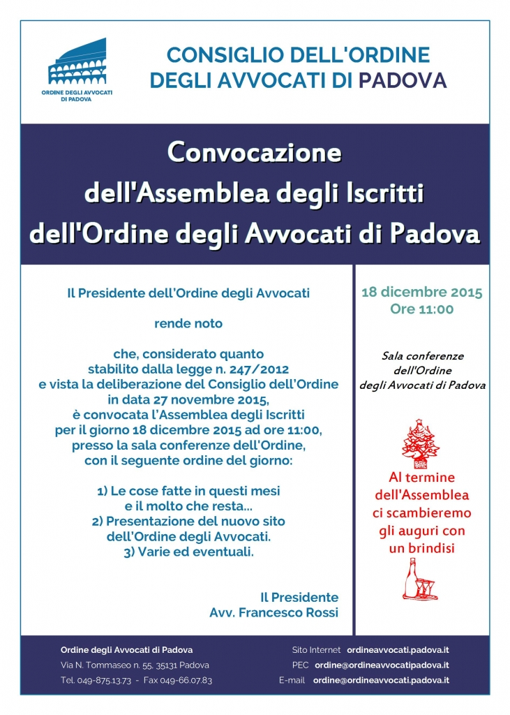 locandina convocazione assemblea 18.12.2015 - sito - alternativa